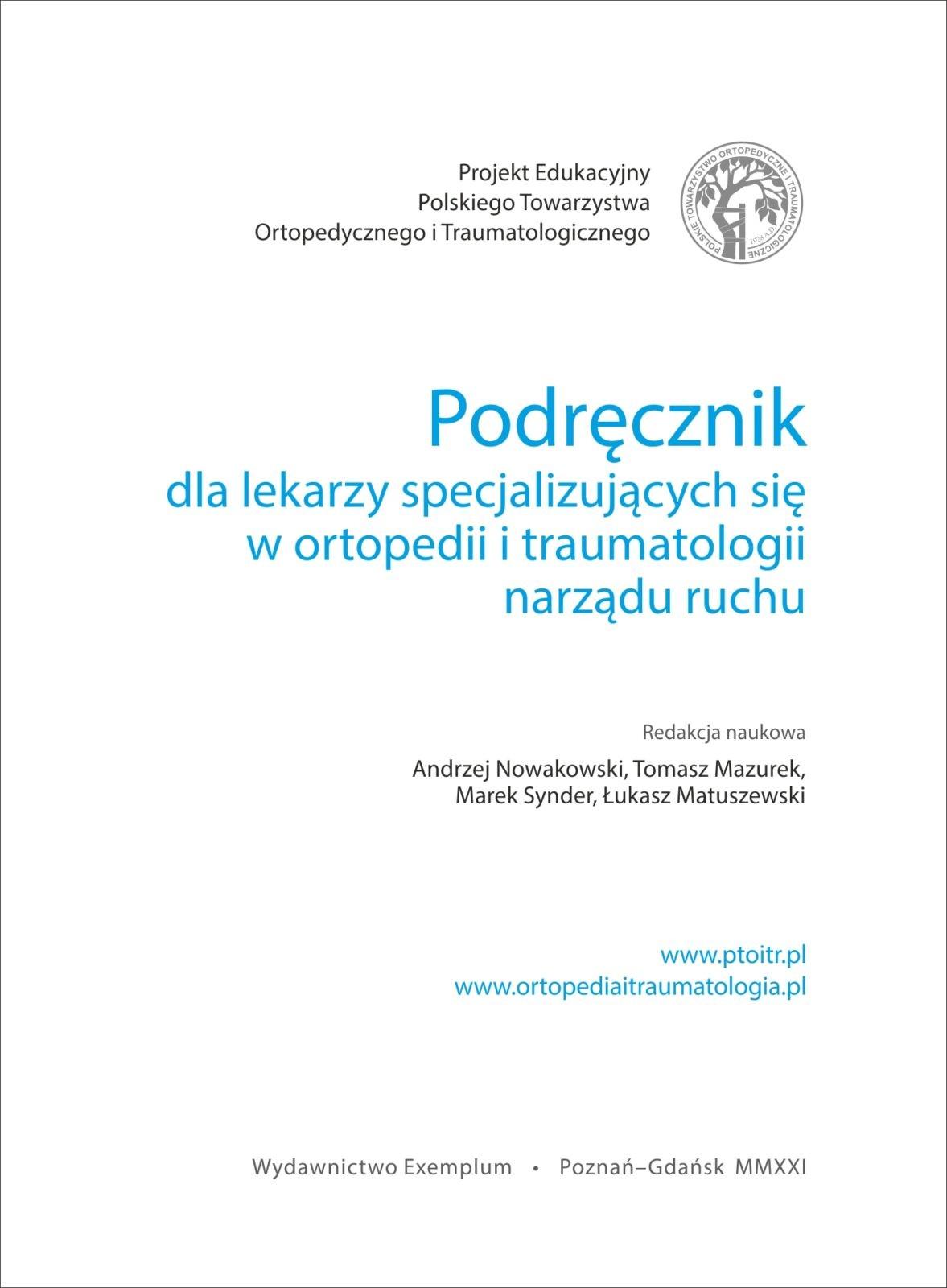 OrtopediaiTraumatologia dla rezydentow_okladka_rgb2